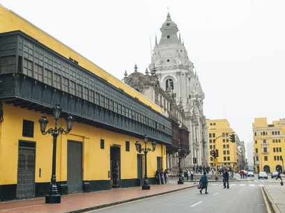 Lima Historic Center Arequipa  Peru