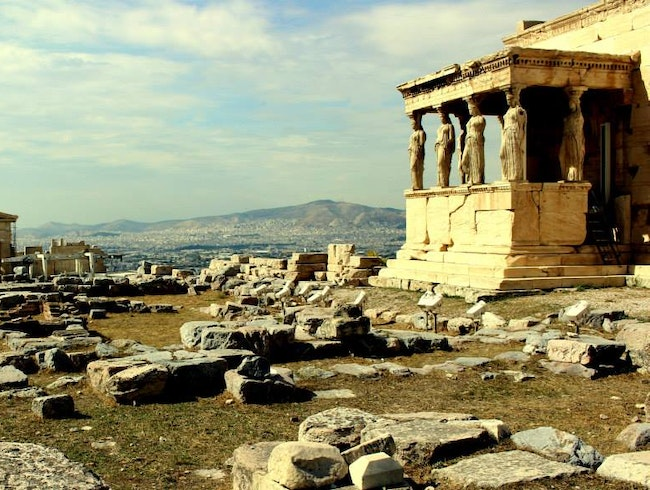 A Battle for Athens Yields the Acropolis' Most Sacred Spot