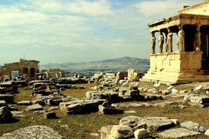 In the Shadow of the Acropolis: Historical Athens
