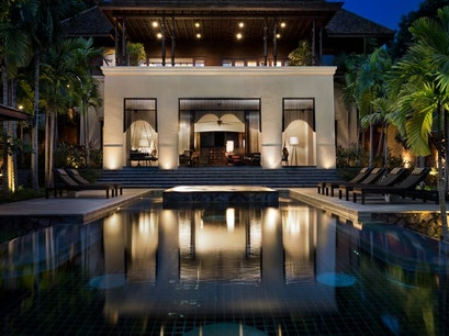 Four Seasons Resort Chiang Mai Tambon Pa Daet  Thailand
