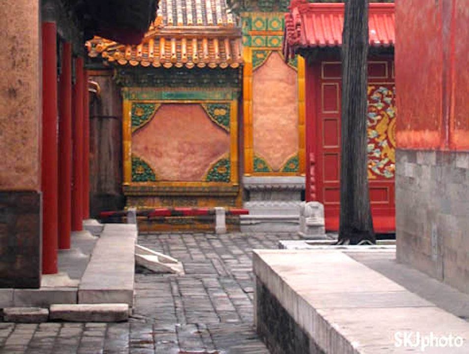 Discovering the Forbidden City: No Map Required Beijing  China