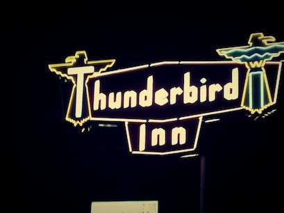 The Thunderbird Inn Savannah Georgia United States