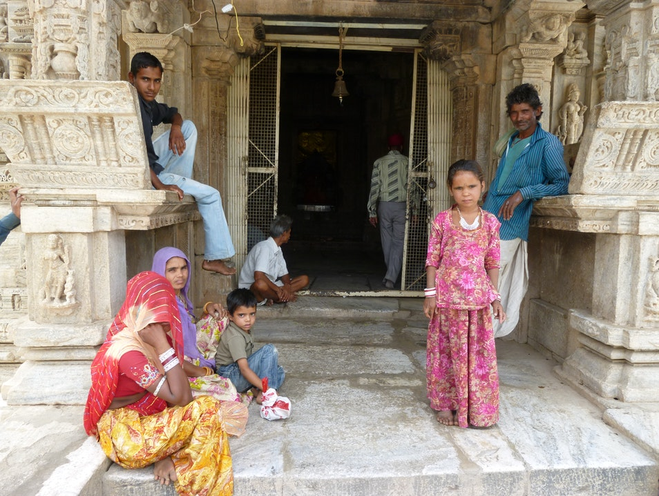 The Desert People of Rajasthan