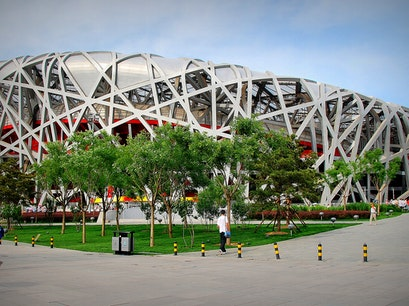 National Stadium Beijing  China