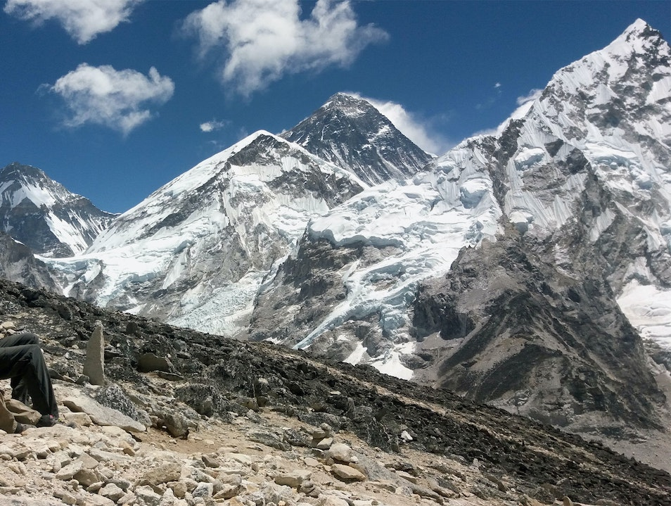 Everest Base Camp Trekking Khumjung  Nepal
