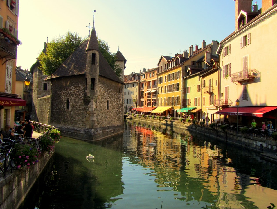 A Sensory Experience in Annecy Annecy  France
