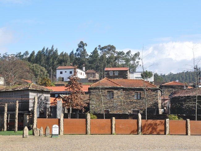 One of the preserved Rural Villages in Portugal
