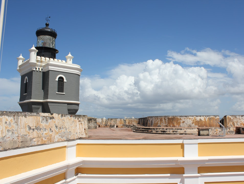 Touring Historic Forts In San Juan