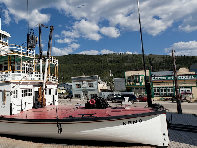 Klondike National Historic Sites of Canada