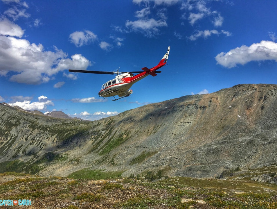 Why a Heli Trip with CMH Will Change Your Travel Mindset Terrace  Canada