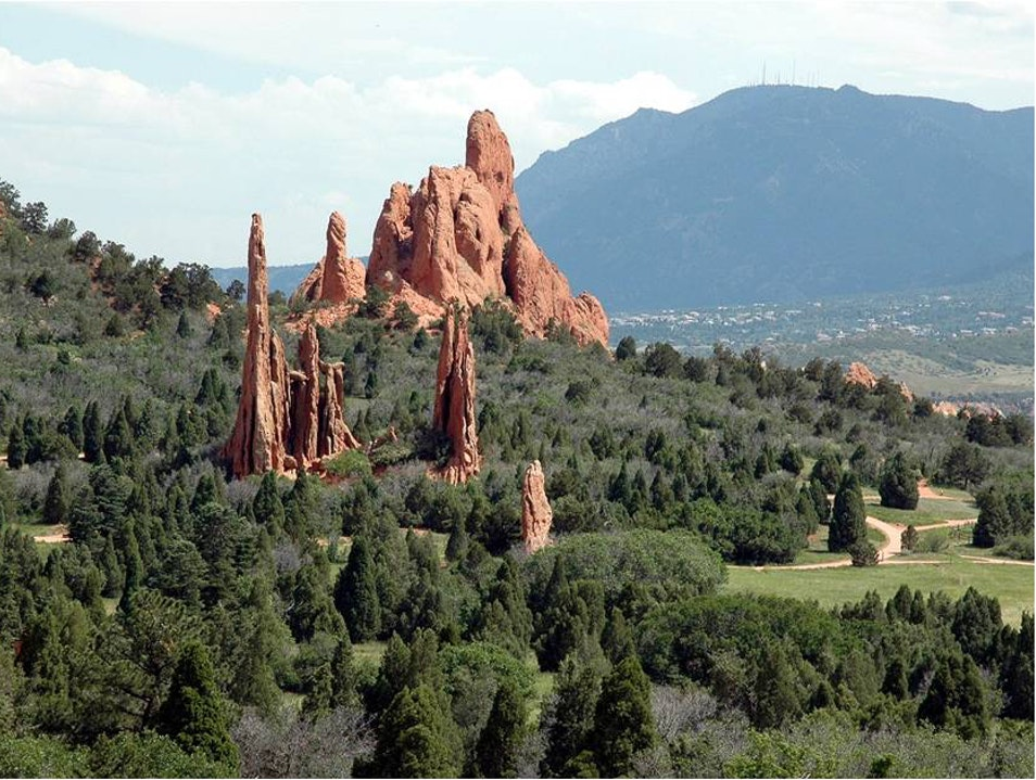 Best Hiking Trails in Colorado Springs Arvada Colorado United States