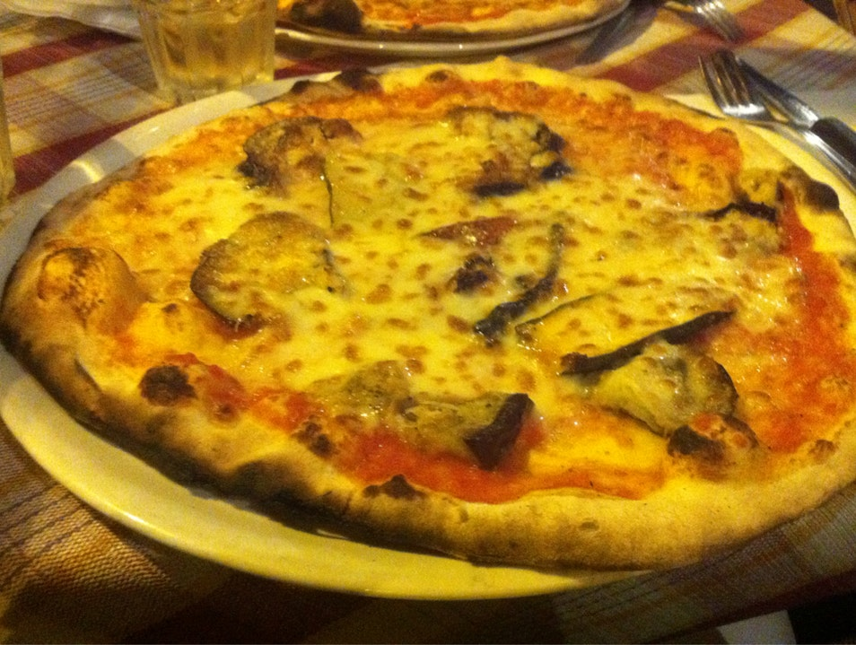 Pazza For Pizza!  Rome  Italy