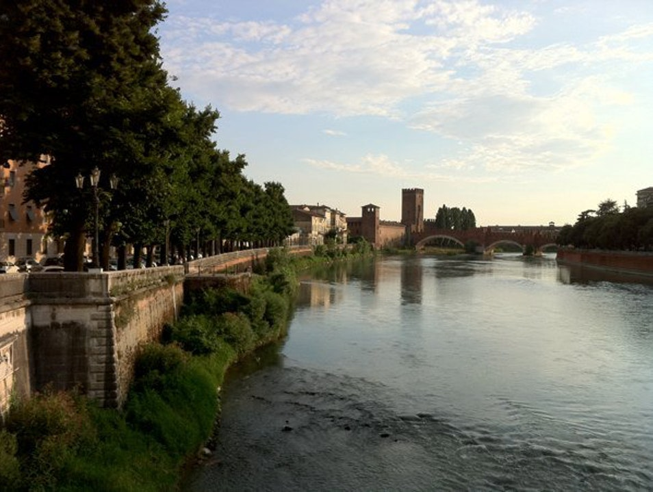 Screw Romeo, I Choose Verona