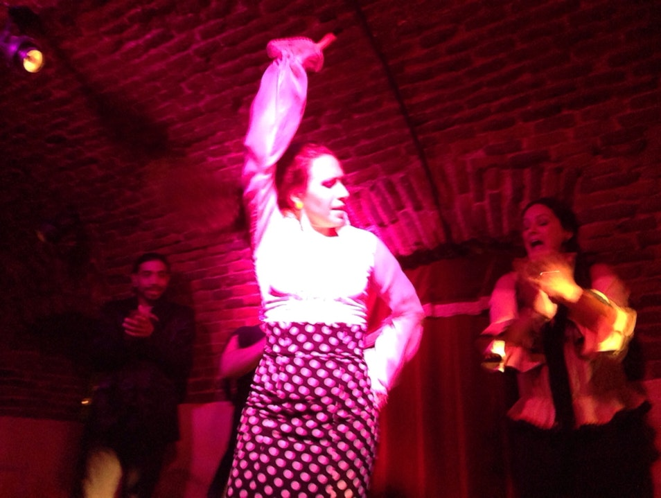 Authentic Flamenco That Leaves You Asking for More Madrid  Spain