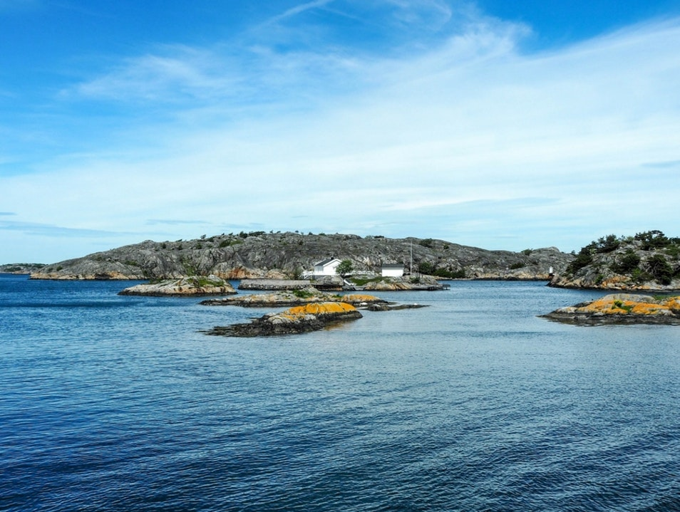 Day tripping on the southern archipelago near Gothenburg Gothenburg  Sweden