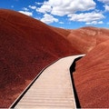 Painted Hills Dayville Oregon United States
