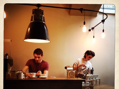 TAP Coffee No.114 London  United Kingdom