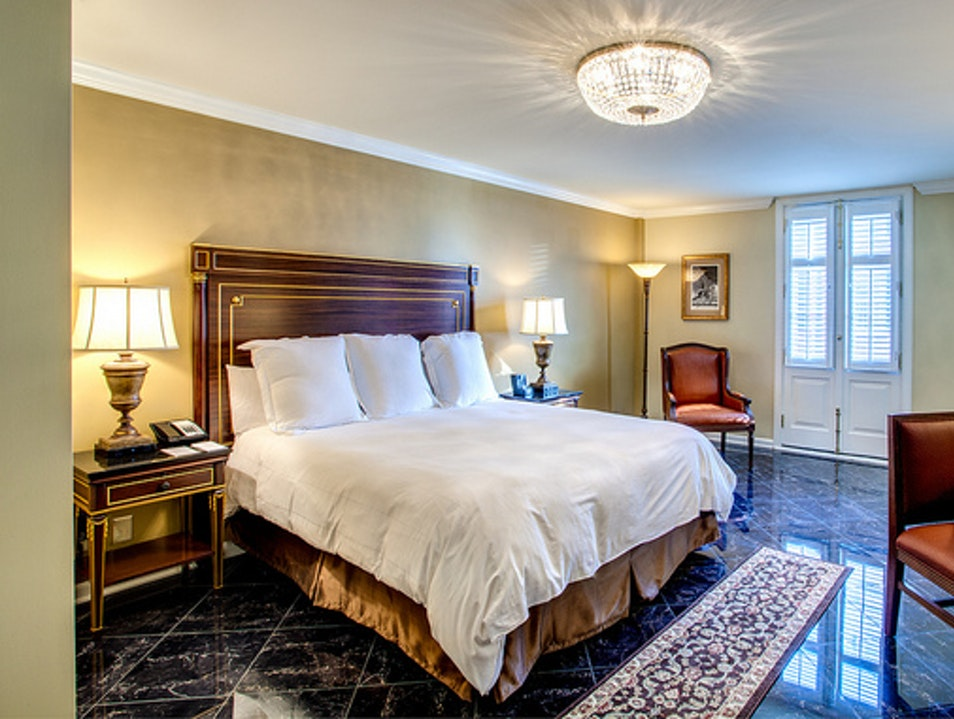 Centrally Located Hotel for French Quarter Fun New Orleans Louisiana United States