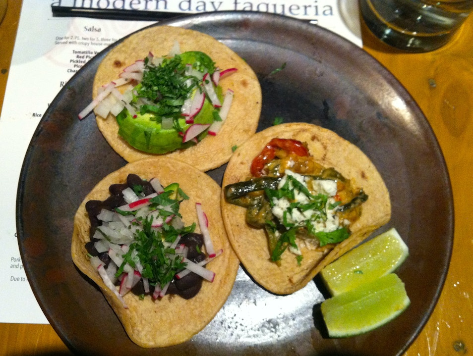 De Cero: A Modern Day Taqueria Chicago Illinois United States