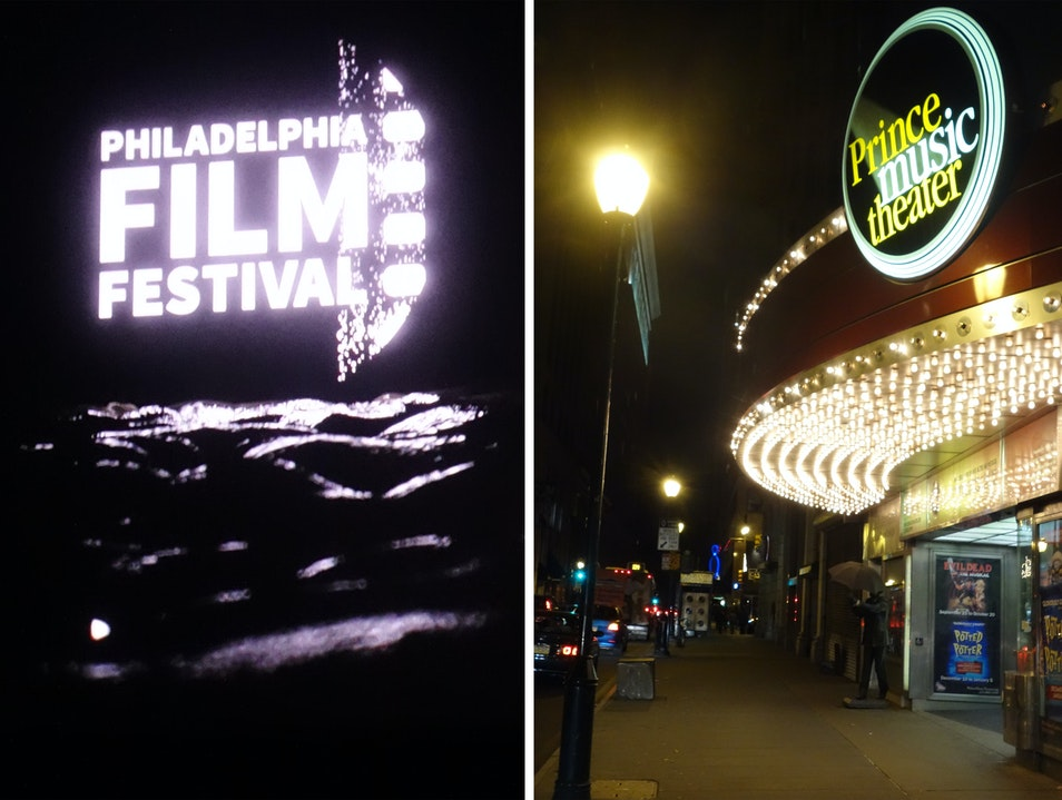 Philly's world-class film festival Philadelphia Pennsylvania United States