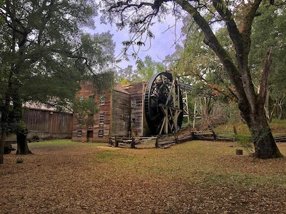 Bale Grist Mill State Historic Park Saint Helena California United States