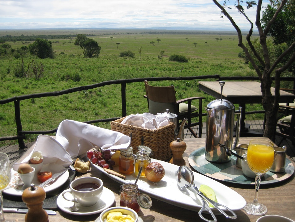 Stay - Our Lodge in Kenya