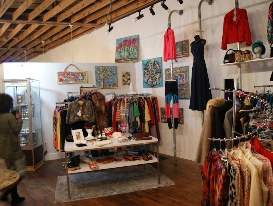 Go Vintage Shopping in College Park