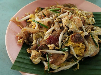Tiger Char Kway Teow George Town  Malaysia