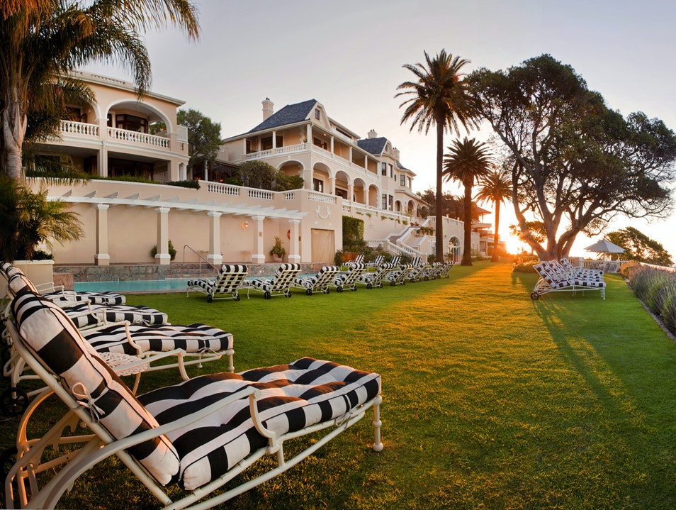 Ellerman House: An Art-Loving Hotel in Cape Town   South Africa