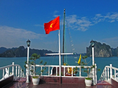 Dragon King Cruise on Halong Bay Ha Long  Vietnam
