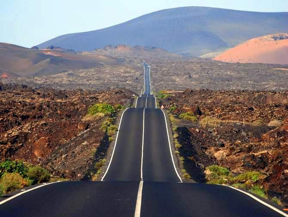 Lanzarote: A Trip To The Heart Of The Volcano Tinajo  Spain