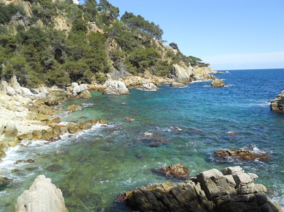 Map Of Spain Near Barcelona.10 Best Beach Getaways Near Barcelona Afar