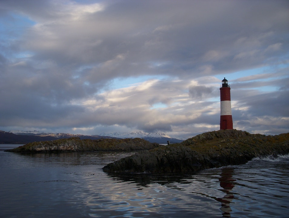 The Lighthouse at the End of the World Ushuaia  Argentina