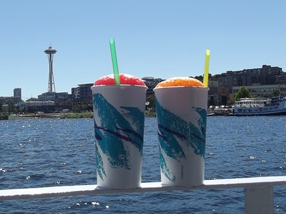 Sunday Ice Cream Cruise Seattle Washington United States