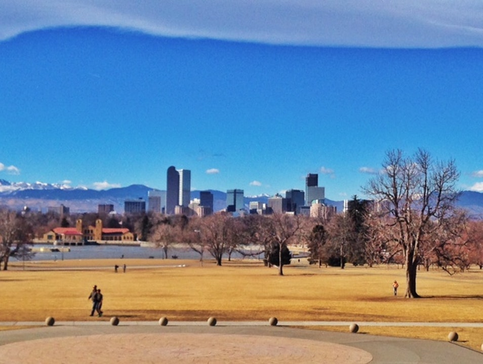 Best View in Town Denver Colorado United States