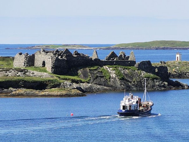 Escape to Inishbofin Island