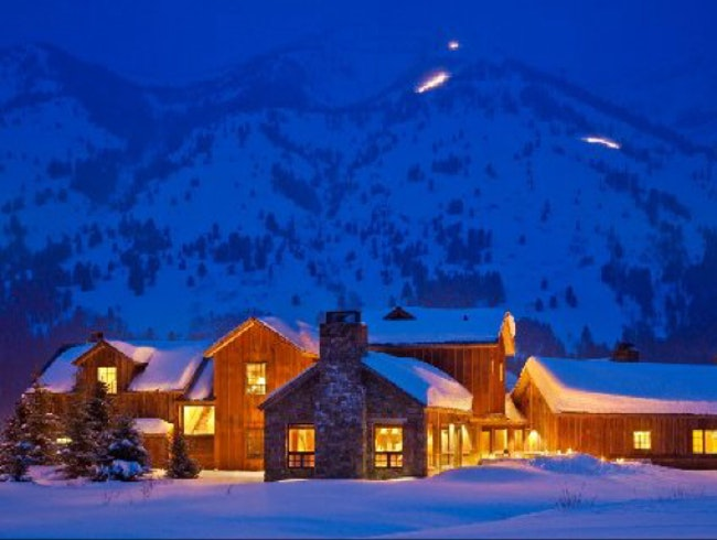 Jackson Hole Winter Vacation Rental