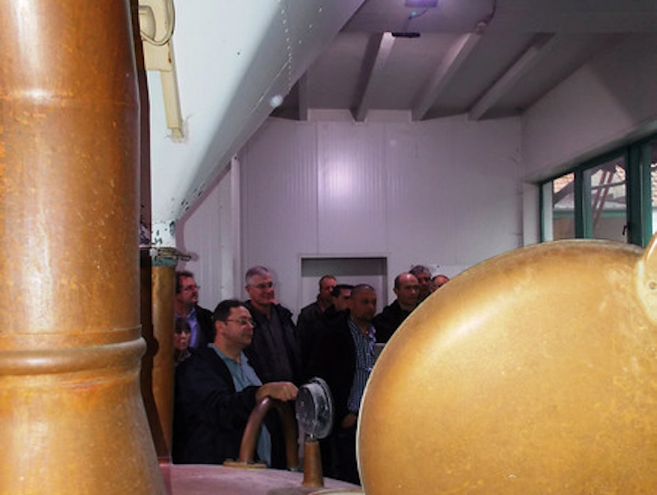 Another Belgian brewery tour