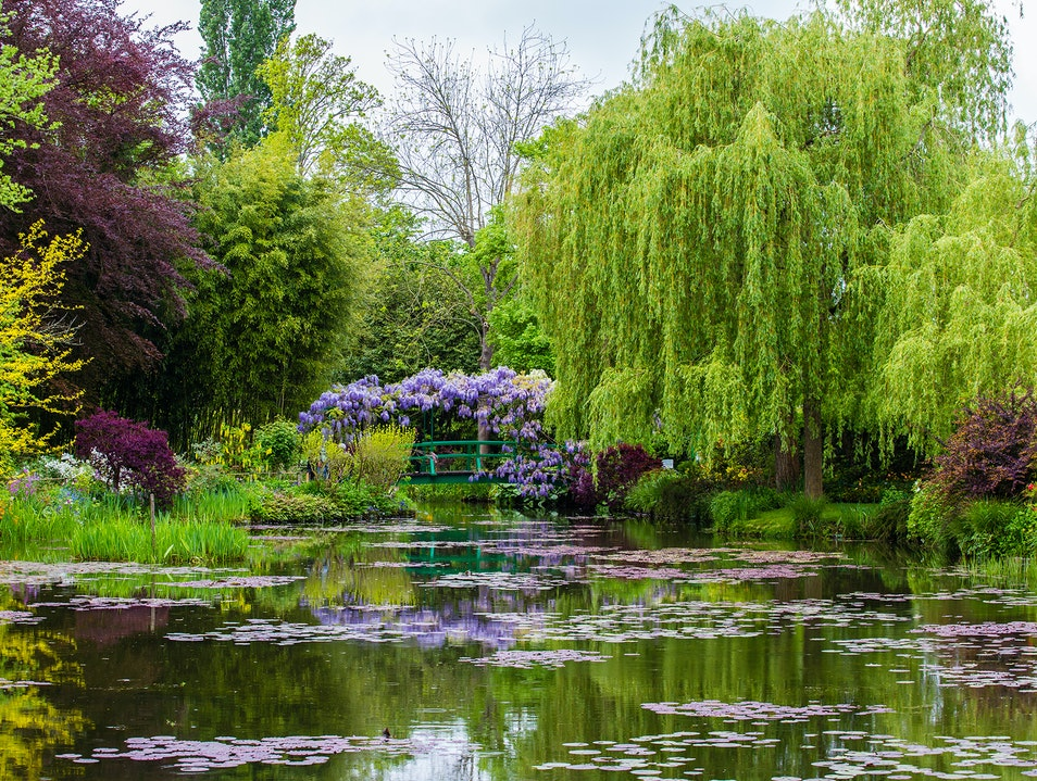 Claude Monet's Home and Gardens Giverny  France