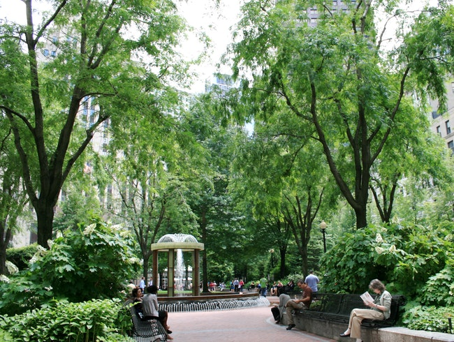 Post Office Square: The Perfect Park