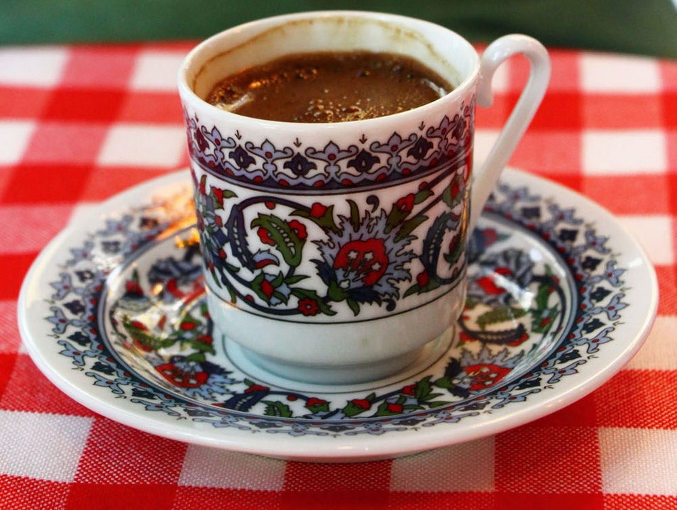 Richness of Flavor, Richness in Culture Istanbul  Turkey