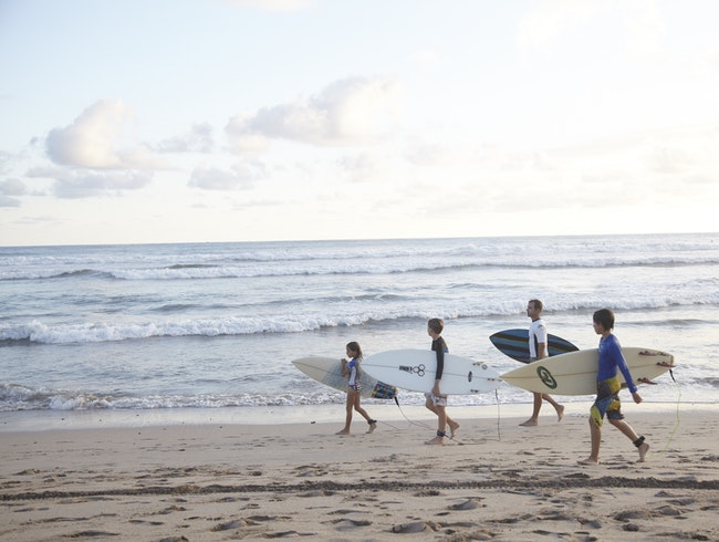 Costa Rica's Surfer's Paradise Hotel