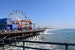 Amusements & Attractions at the Santa Monica Pier Santa Monica California United States
