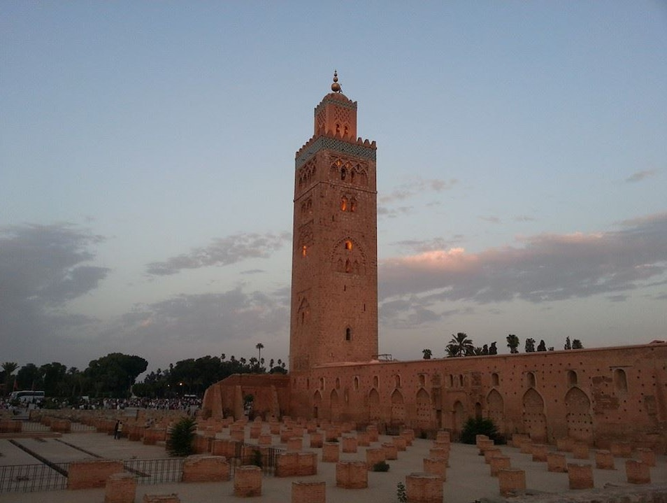 Morocco Excursions from Marrakech Marrakech  Morocco