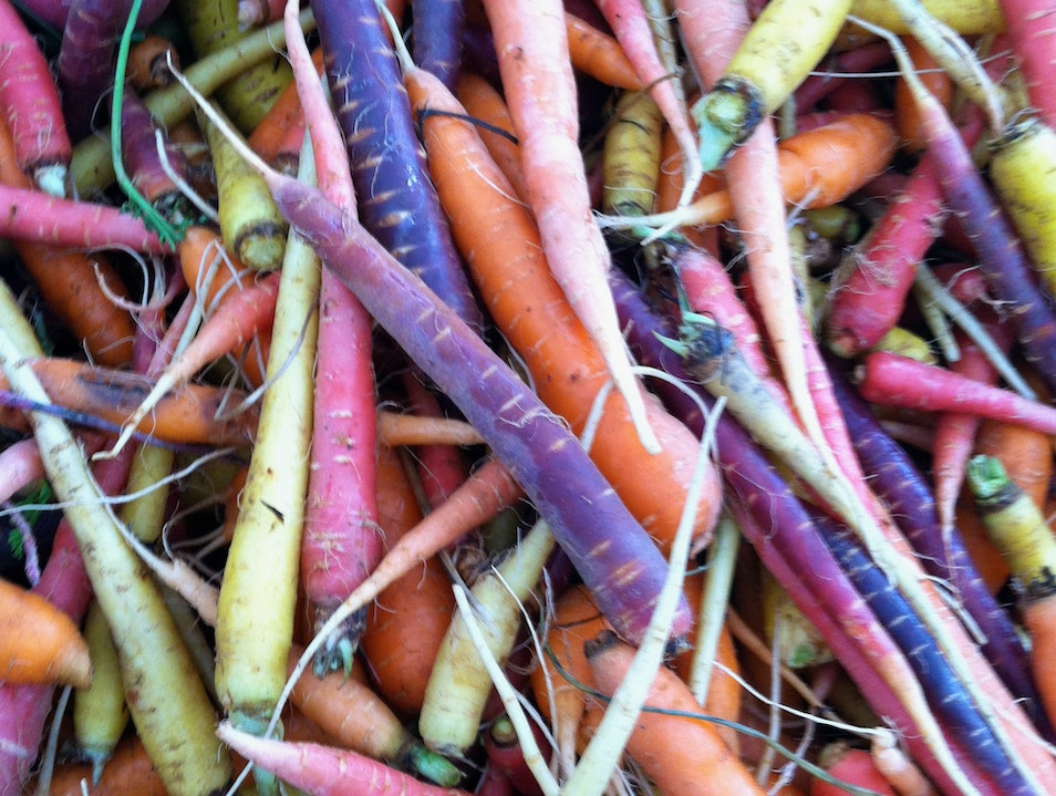 Year-Round Farm Vegetables