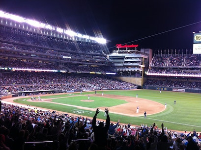 Target Field Minneapolis Minnesota United States