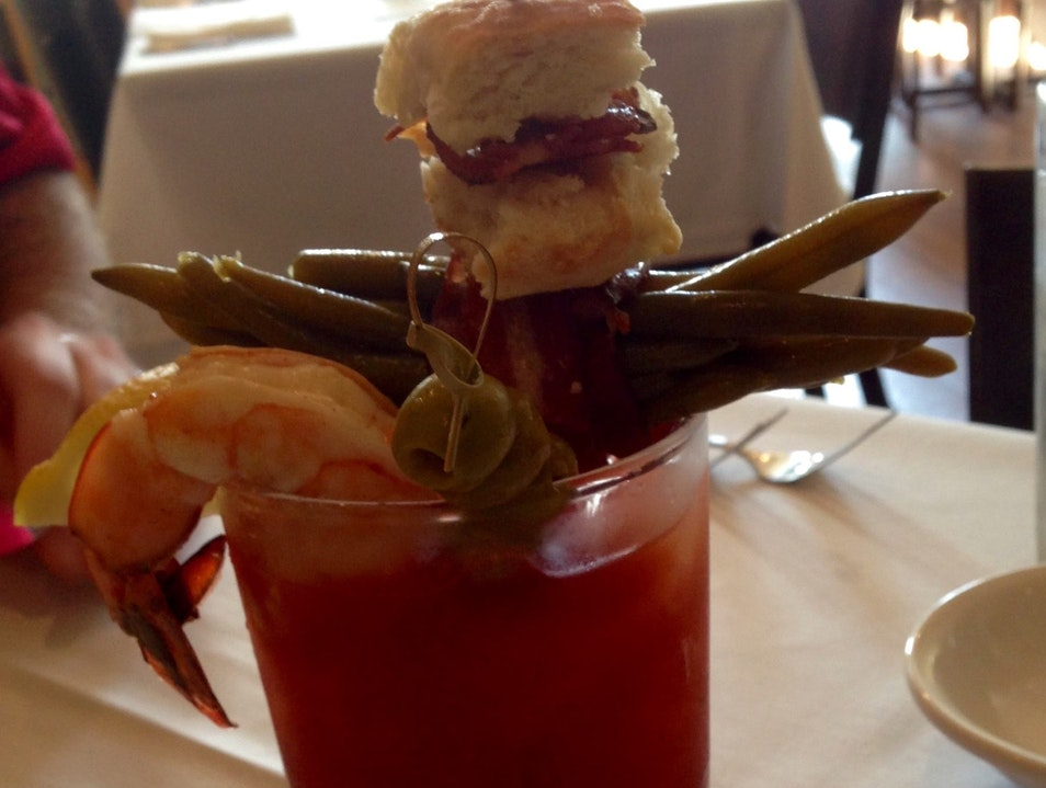 A Bloody good (Mary) Brunch! New Orleans Louisiana United States