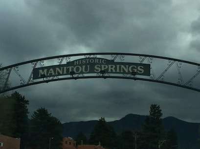 Manitou Springs, CO Manitou Springs Colorado United States