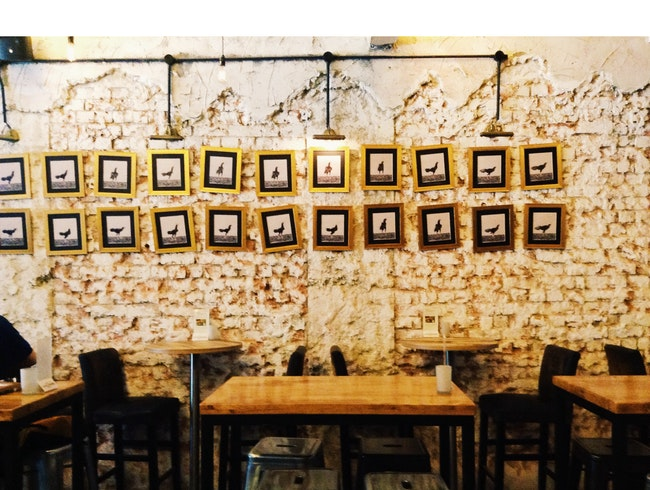 Coq & Balls: Craft Beer and Cheeky Fun in Singapore