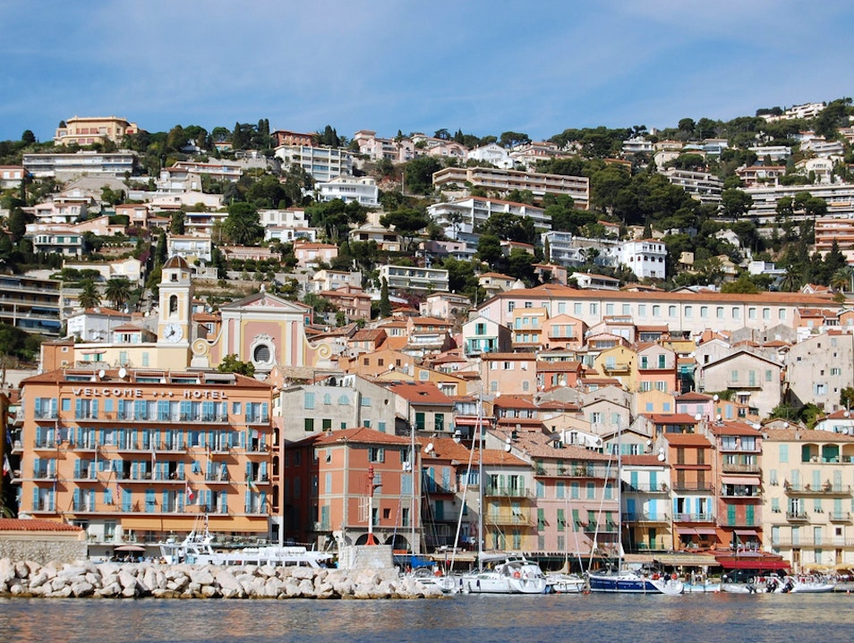 A quintessential French experience Villefranche-sur-Mer  France